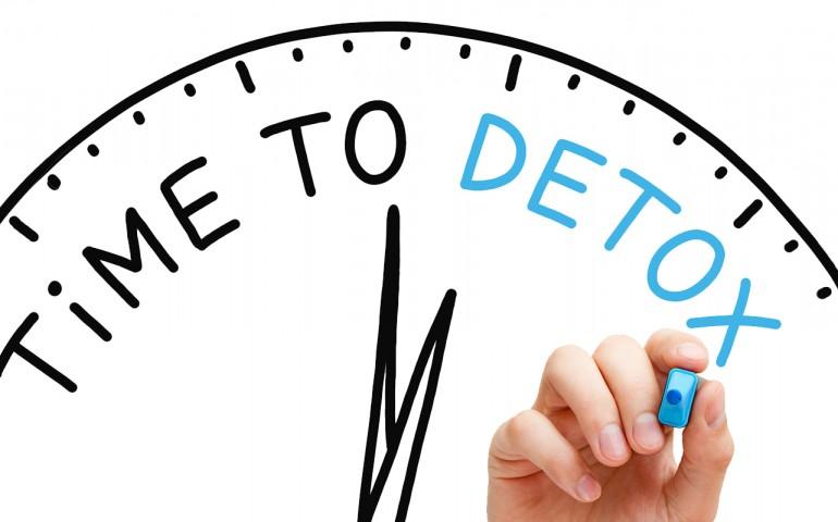 Laiks detoksikācijai